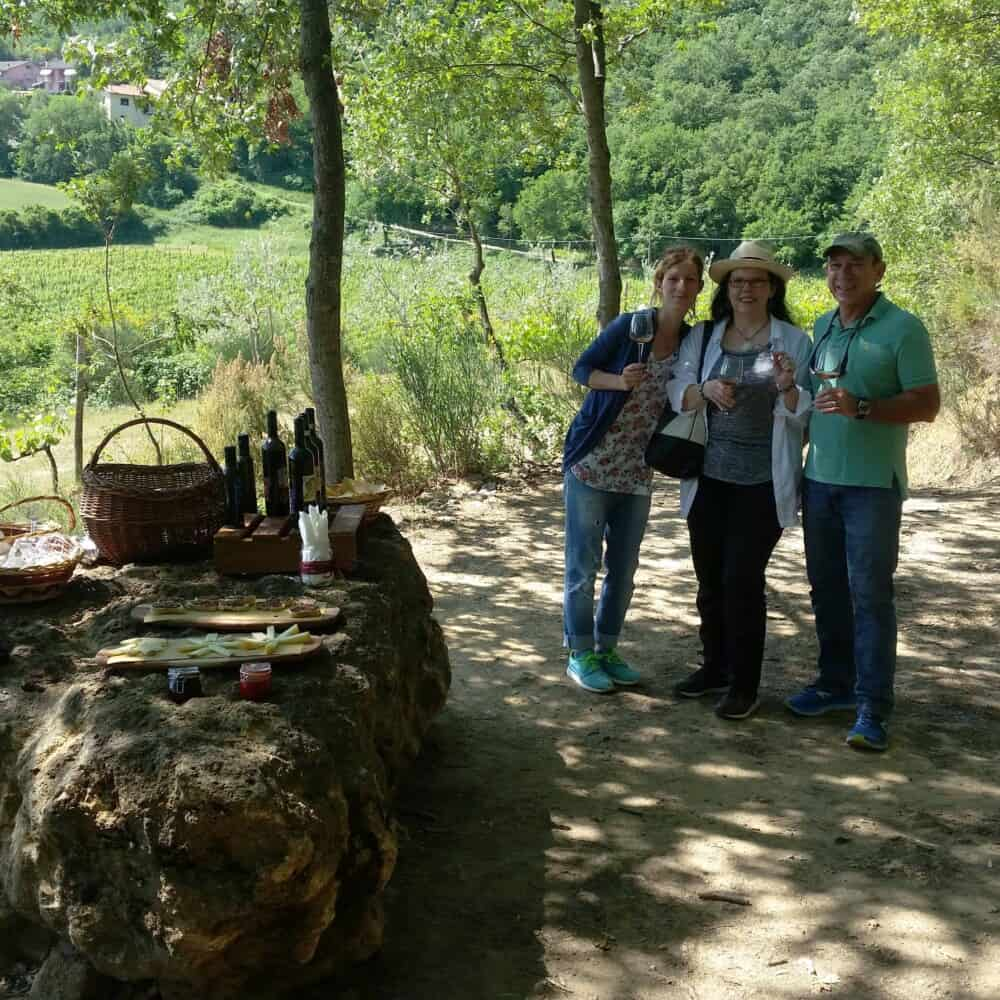 Montepulciano wine tours
