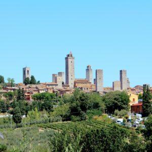 Siena & San Gimignano Guided Tour