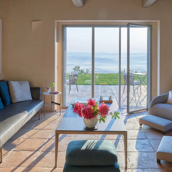 Accommodation and villa scouting in Montalcino