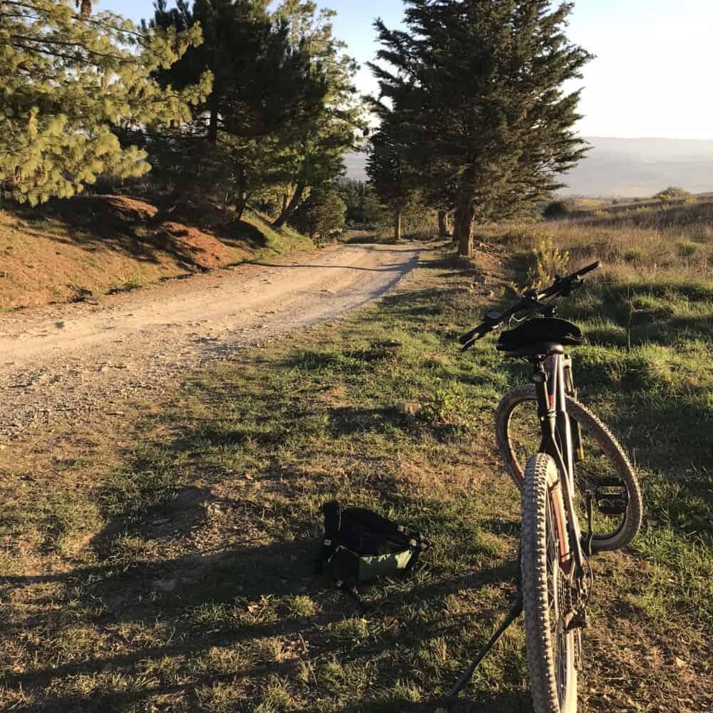 Montalcino easy bike tour