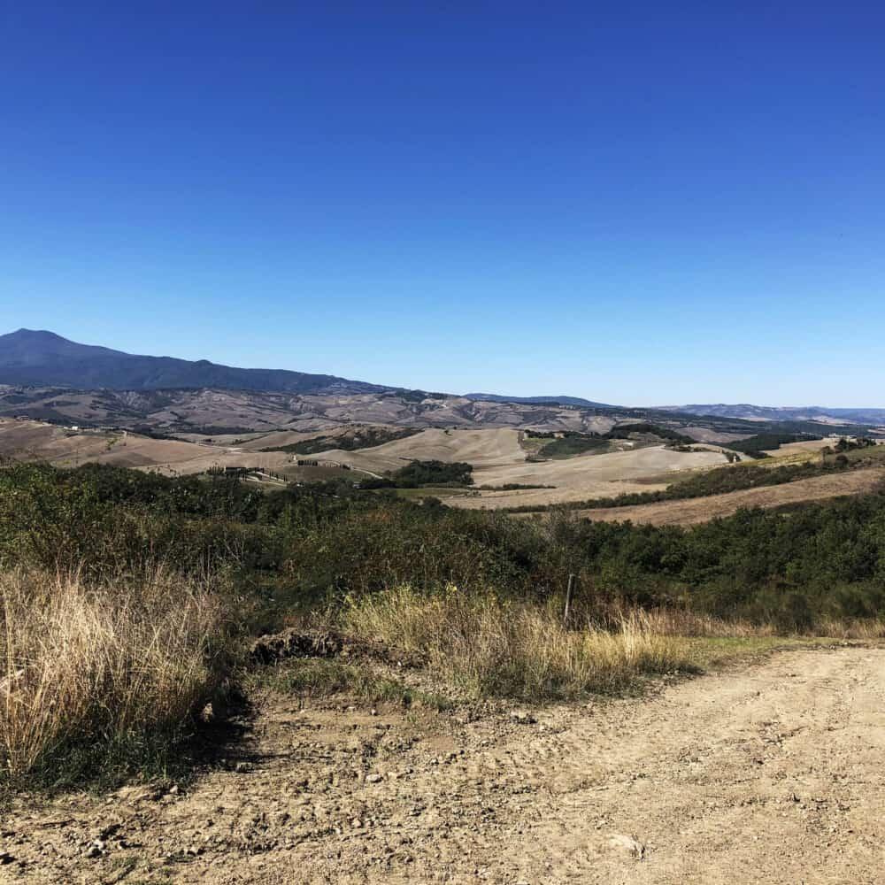Montalcino Hiking tour