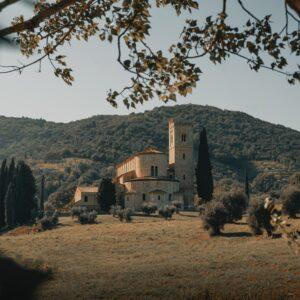 Montalcino & Sant'Antimo tour