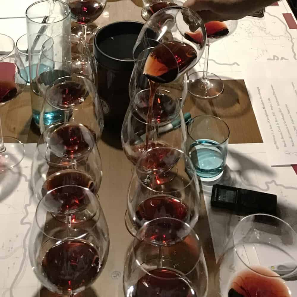 Brunello Wine Tasting