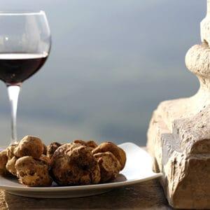 Truffle Hunting & Brunello Wine Tour