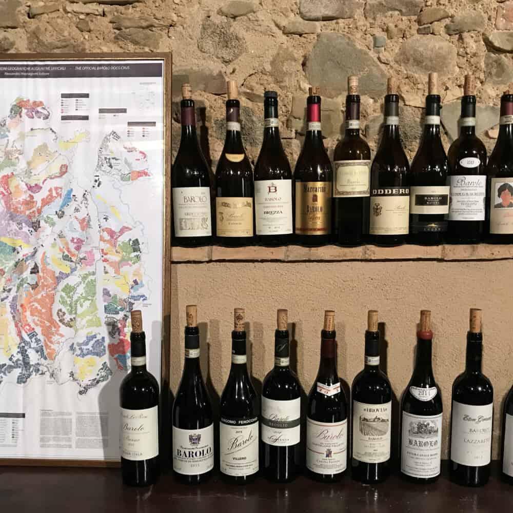 Barolo Barbaresco Wine Tasting Tour