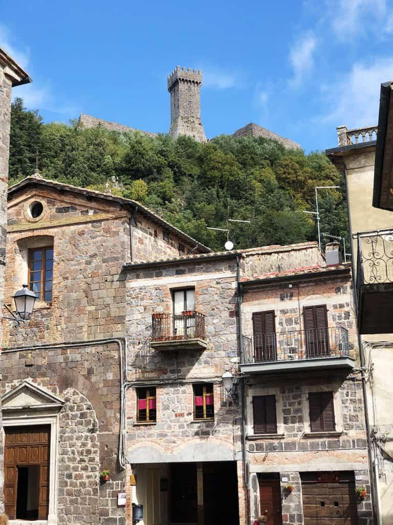 Radicofani - Montalcino Wine Tours