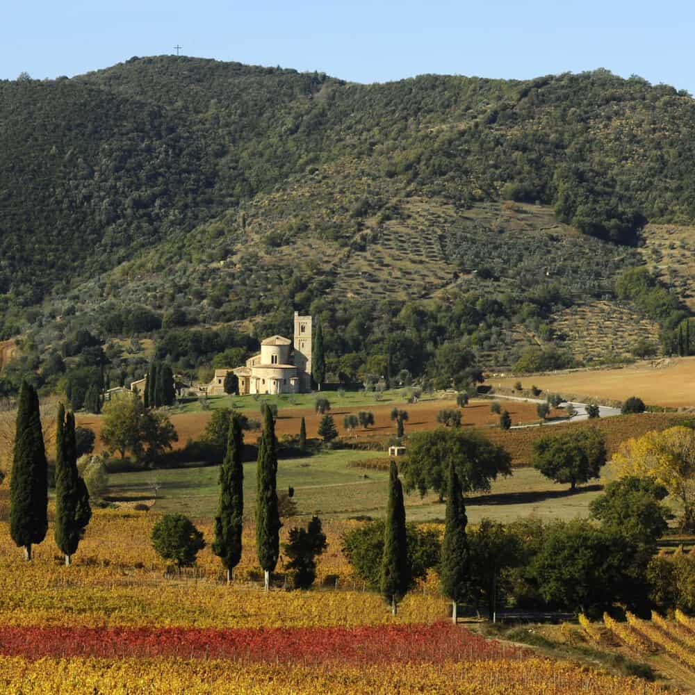 Sant'Antino, Montalcino, Tuscany