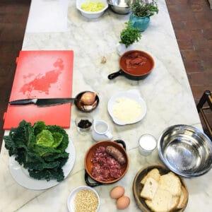 Montalcino Cooking Classes