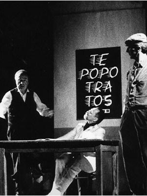 Teatro Povero di Monticchiello - Montalcino Wine Tours