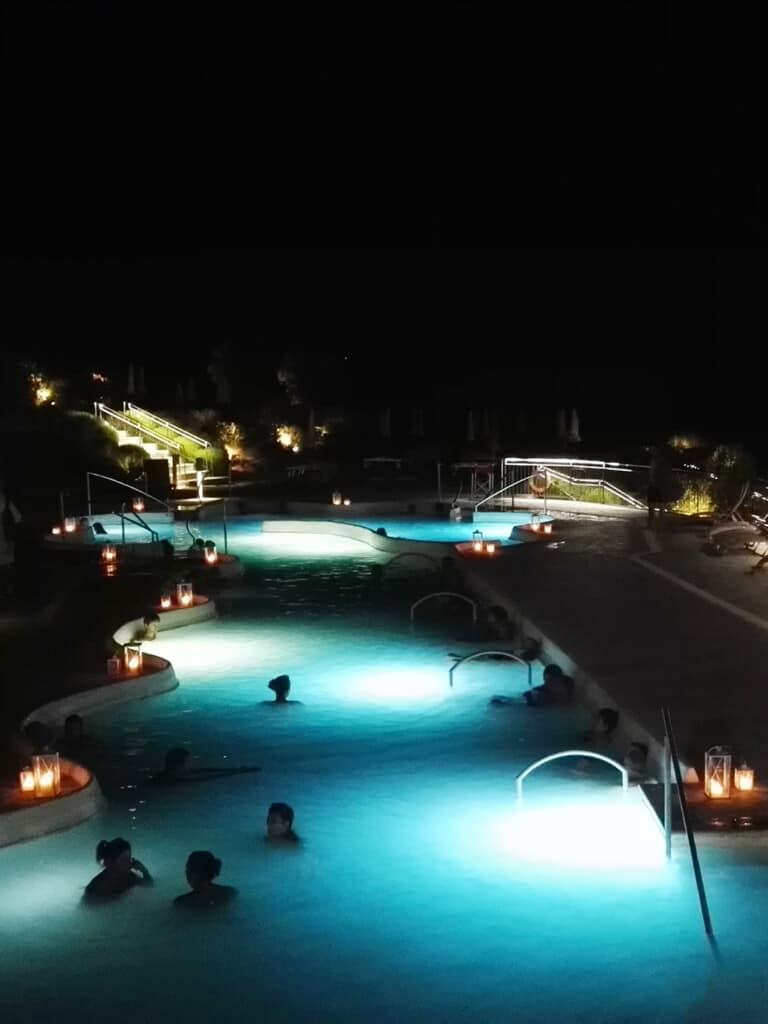 Tuscany Spa Thermal Hotsprings