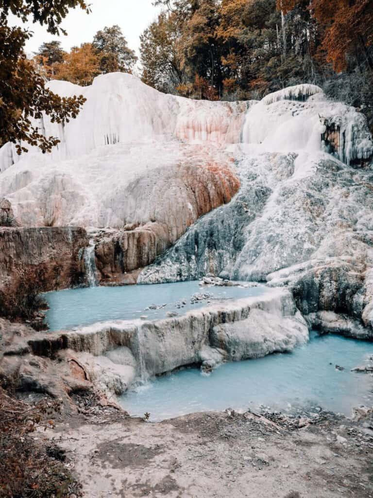 Thermal Spa Hotsprings Tuscany