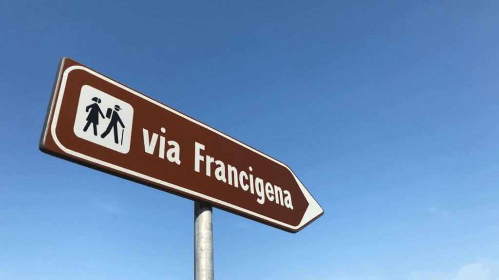 via francigena tuscany
