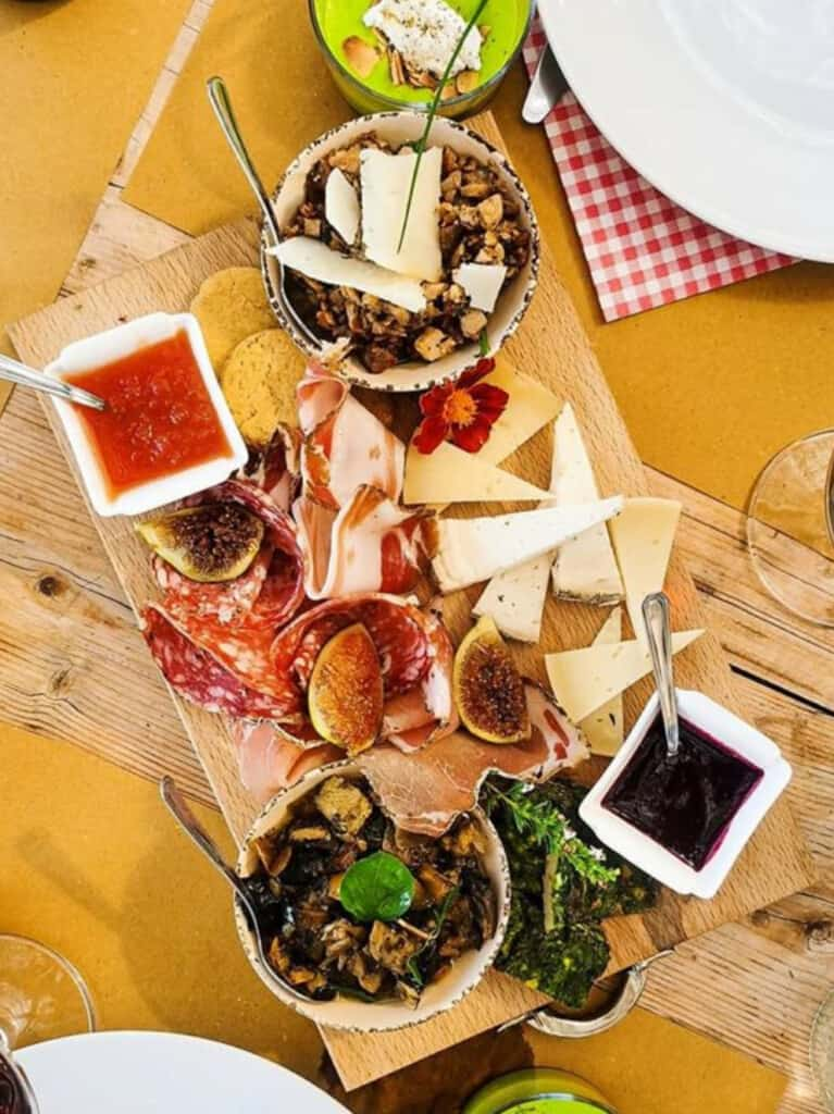 Tuscan Appetizers
