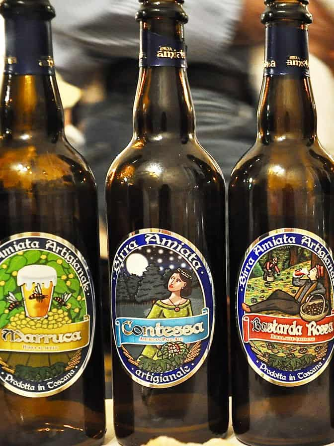 Beer - Montalcino Wine Tours