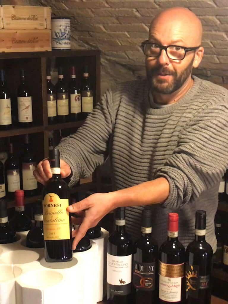Brunello di Montalcino - Montalcino Wine Tours